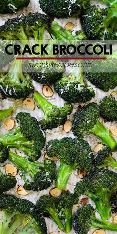 This Crack Broccoli is a quick 20 minute roasted broccoli recipe that uses parmesan cheese and ranch seasoning. Sheet pan crispy charred broccoli for a healthy elevated side dish recipe. Perfect for Thanksgiving, Christmas, and Easter side dish recipes. Easter Side Dishes, Christmas Side Dishes, Thanksgiving Side Dishes, Thanksgiving Recipes, Easter Recipes, Christmas Vegetable Side Dishes, Christmas Recipes, Crack Broccoli, Healthy Recipes