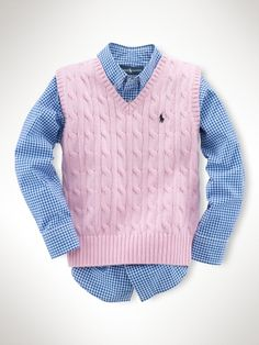 I will have a well dressed son.