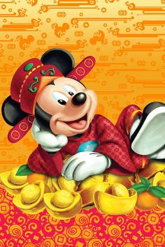 =) mickey mouse