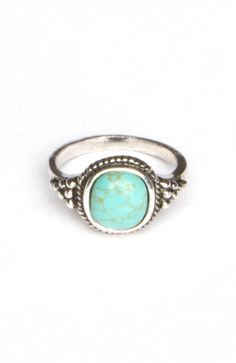 Beautiful terquoise ring
