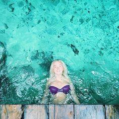 dream water. #cenote #tulum  by designlovefest