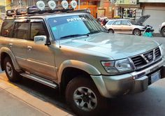 Nissan Patrol #4x4 #Travel #tours #offroad #4wd #Nissan