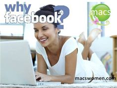 Why #Facebook? Women in business, business women use facebook
