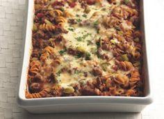 Overnight Rotini Bake Recipe - Tablespoon