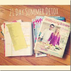 21 Day Summer Detox