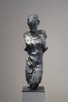 Catherine Thiry, palpitations | bronze