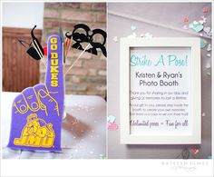 cute frame directions for photobooth book
