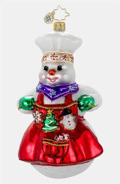 Christopher Radko 'Garland of Goodies' Ornament