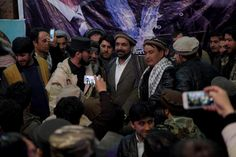 Ahmad Zia Massoud is fed up with Kabul and threatening to fill the power vacuum inside Afghanistan's crumbling government.