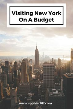 It is possible to visit New York on a budget and this post will show you how! Click to read all of my best tips...