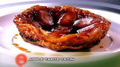 Apple Tarte Tatin http://www.masterchef.com.au/apple-tarte-tatin.htm