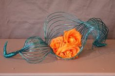 New Garden Club Journal     a creative floral design      flower arrangement