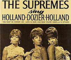 "Released on January 23, 1967, ""The Supremes Sing Holland–Dozier–Holland"" is an album by The Supremes. It includes the number-one hit singles ""You Keep Me Hangin' On"" and ""Love Is Here and Now You're Gone"". TODAY in LA COLLECTION on RVJ >> http://go.rvj.pm/6m7"