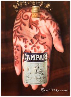 Campari - red expression - 1990 -