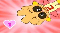 アンパンマンvsだだんだん❤ クリームパンダのグーチョキパーンチのグー!にこにこパーティ♪ 歌 ダンス アニメ ゲーム Japanese TV ...