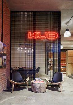 nouveaux bureaux de Kavellaris Urban Design à Melbourne, en Australie