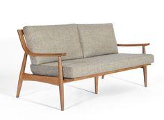 Adam Sofa Mid Century Modern Style for the Bay Area | Gingko Furniture