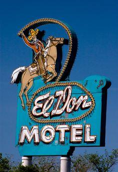 El Don Motel (Route 66)   Flickr - Photo Sharing!