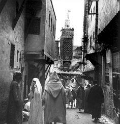 Après vingt ans d'absence......je retrouve ma Fez natale