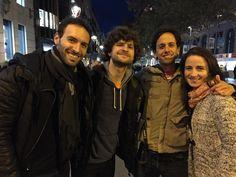 Marcelo, Mike & friends