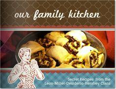 10 Ideas for Creating a Collaborative Family Cookbook: blog.mixbook.com/...
