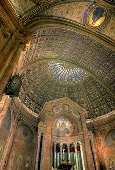 An amazingly beautiful church in Buffalo doing amazingly good work: Trinity