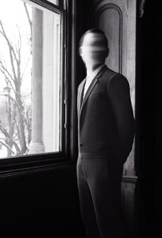 Blurred. That's how he had always seen life. He could only identify people by the way they spoke or walked. But never by how they looked, because they were only blurry. What did it matter, after all, looks are decieving, right? ~Salacie Natahn