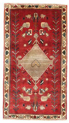 Qashqai carpet 192x104