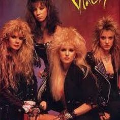 """Check out """"An hour of The Tuesday Rock Show featuring tracks by VIXEN!!"""" by Gordon Cooper on Mixcloud"""