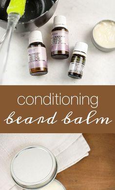 Conditioning Beard Balm