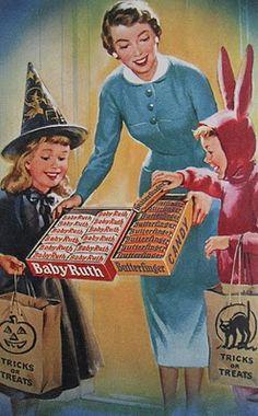Google Image Result for http://artfictionbird.files.wordpress.com/2011/10/1940s-baby-ruth-butterfinger-curtiss-candy-vintage-halloween-advertisement.jpg
