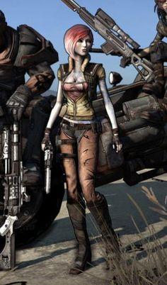 lilith borderlands | Die bekanntesten Frauen-Charaktere in Computerspielen [PCGH-Top ...