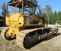 Find Used 1971 #Caterpillar #D7F #Dozer in Lexington @ http://www.hifimachinery.com