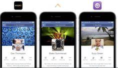 Facebook pretende incentivar utilização de vídeos em imagens de perfil
