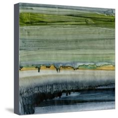 Merging II Stretched Canvas Print by Ethan Harper at Art.com