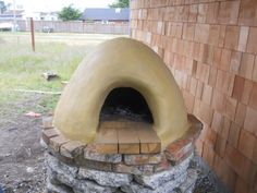 **DIY** How To Build A Clay Oven - Living Green And Frugally