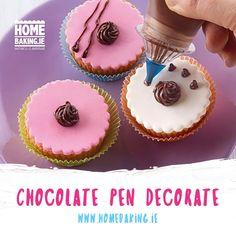 ❤️ ❤️ ❤️ Low Stock, Home Baking, Homemade Chocolate, Cake Decorating, Cupcakes, Desserts, Food, Tailgate Desserts, Cupcake Cakes