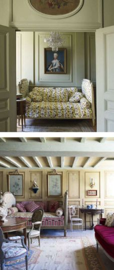 Splendid Sass MICHAEL COORENGEL AND JEAN PIERRE CALVAGRAC DESIGN IN FRANCE Country Interior