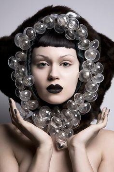 Viktoria-Modesta-by-steve-kraitt-mua-bea-sweet-hood-by-finch.jpg (JPEG Image, 600×900 pixels, 65%) - via http://bit.ly/epinner