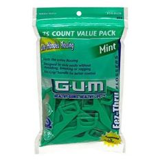 Escape The Bathroom Dental Floss don't forget to clean between your #teeth daily with #dental