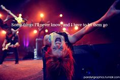 Paramore lyrics   Pressure