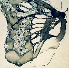 Butterfly by ~Amaltheea  Traditional Art / Drawings / Abstract