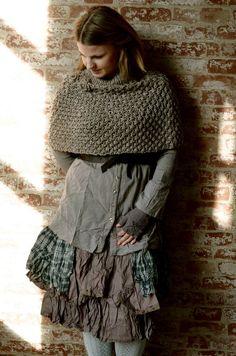 Dorothea: Lune, myke, varme og herlige strikkeplagg!