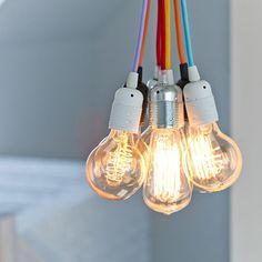 Design | ombiaiinterijeri E27 Rustika Bulb by Bulb Attack, 16 eur heart