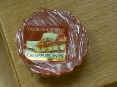 Yankee Candle Caramal Pecan Pie