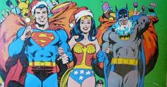 "A Visit from the Super Friends (aka "" 'Twas the Night Before Christmas - Super Friends Style"") - ComicsPriceGuide.com"