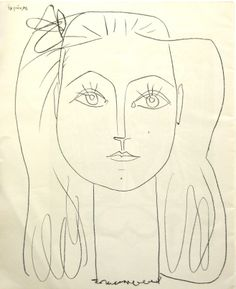 picasso...kids could work on drawing itm of him and build confidence