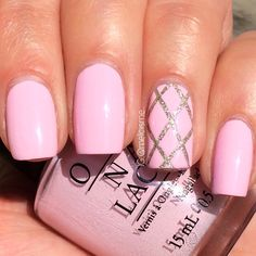Opi 'Mod About You' - the perfect pink!