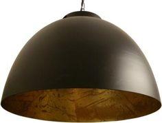 Hanglamp Kylie - Zwart Goud - Light & Living