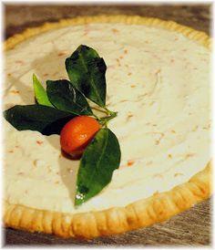 Drick's Rambling Cafe: Kumquat Pie